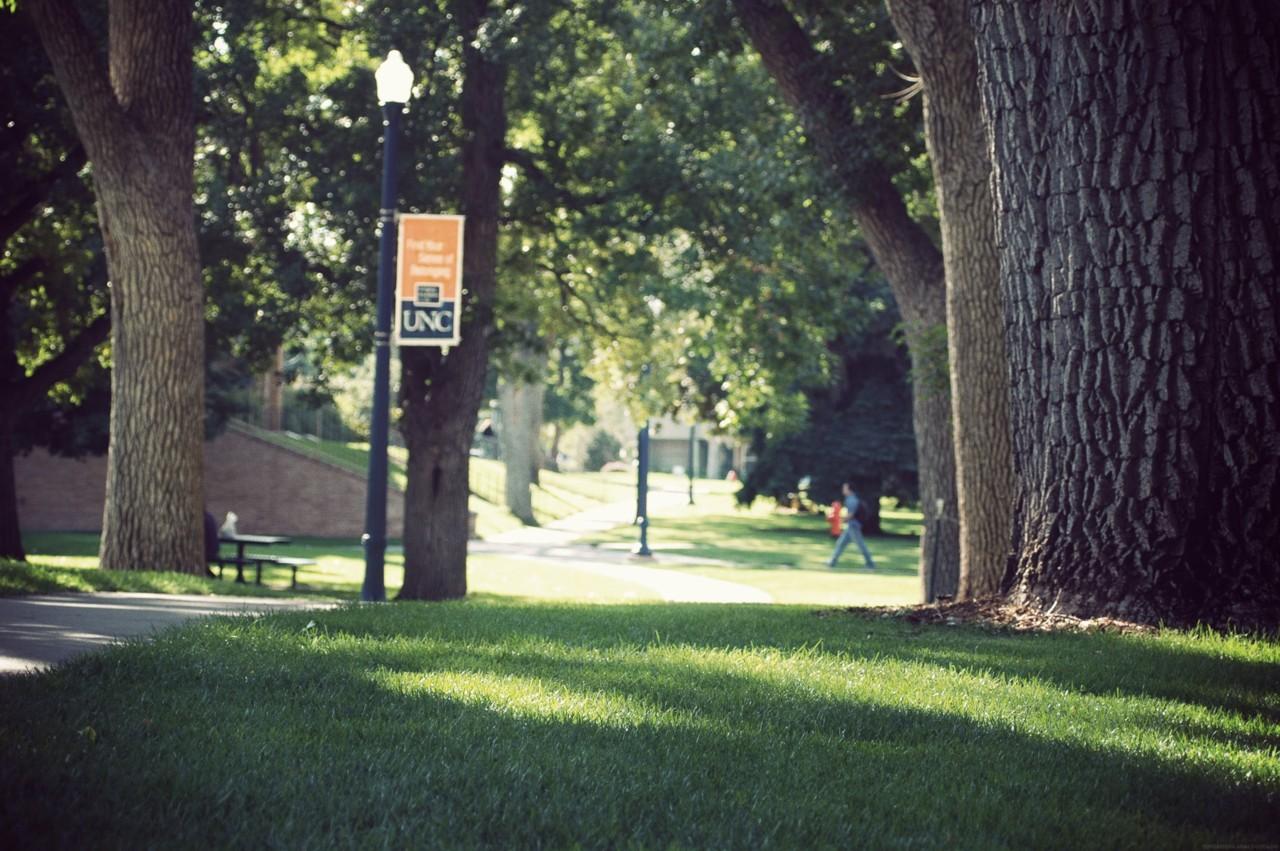 UNC campus   ©amanda.lee