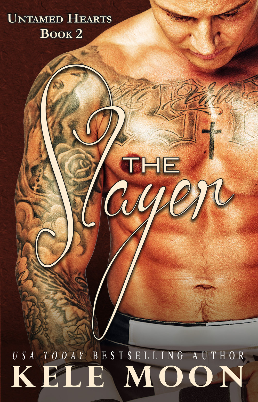 The Slayer (Untamed Hearts Book 2) Publication Date:   March 31, 2015