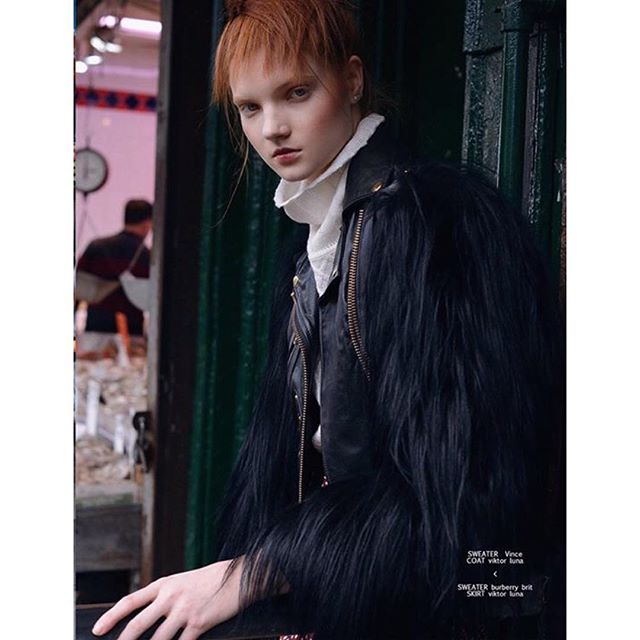 NEW EDITORIAL: The #VIKTORLUNA Fur Sleeve Biker Jacket on the September issue of @cakemagazine | photo by @kalexander_fotography  @anastasiaiff @suprememgmt for @cakemagazine  Stylist @kimmiadestyle assistant @kadiescarlet  Hair @nikayhigginshair Makeup @bradleo3 #kalexander #kalexanderfotography #fashion #editorial #nyc #chinatown
