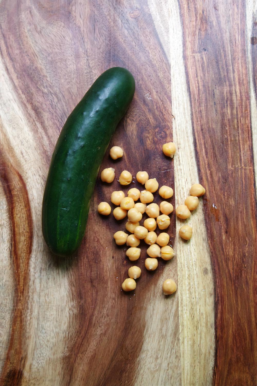 Tzatziki Hummus #vegan #glutenfree #foodbymars