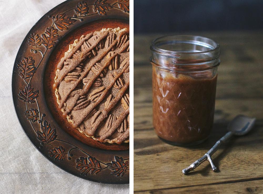Pecan Tart #glutenfree #foodbymars #dessert