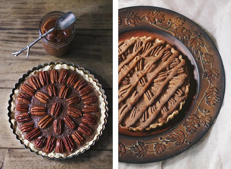 Pecan Tart #glutenfree #dessert #foodbymars