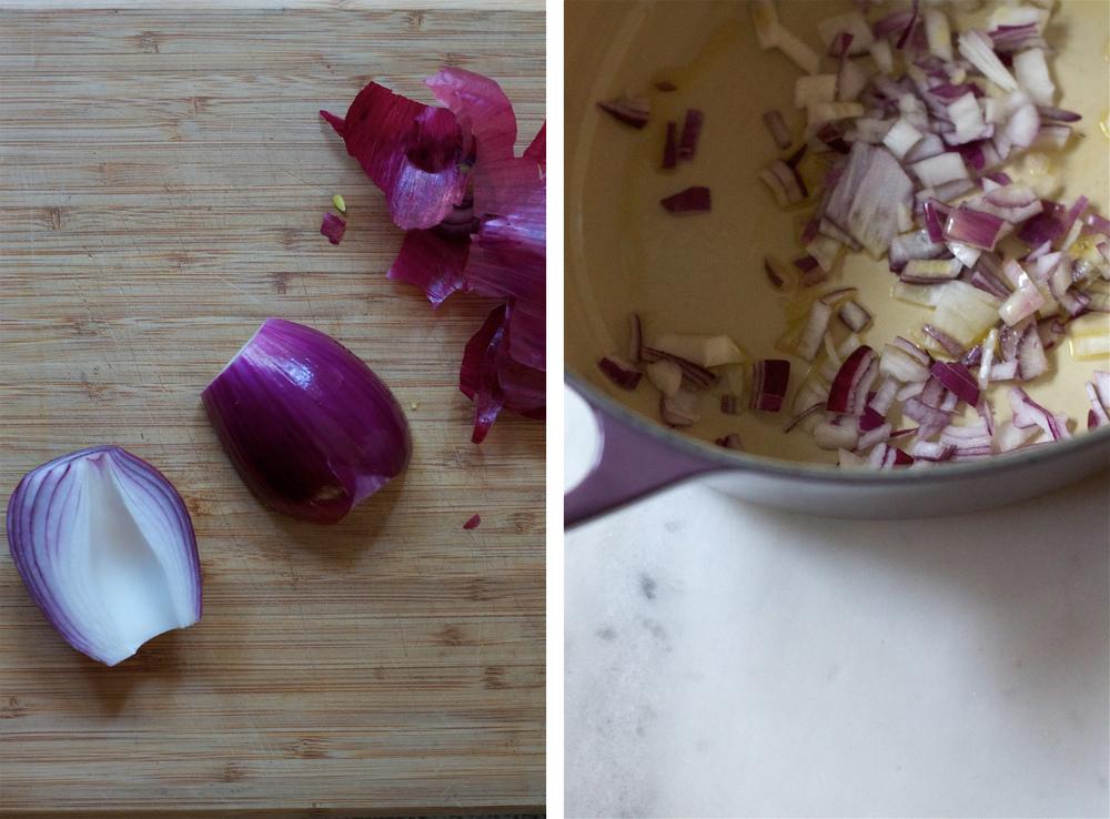 White Bean & Tahini Soup #vegan #foodbymars