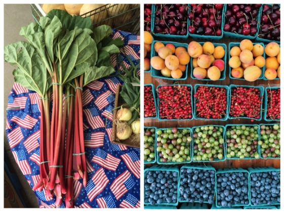 Farm fresh produce from North Fork