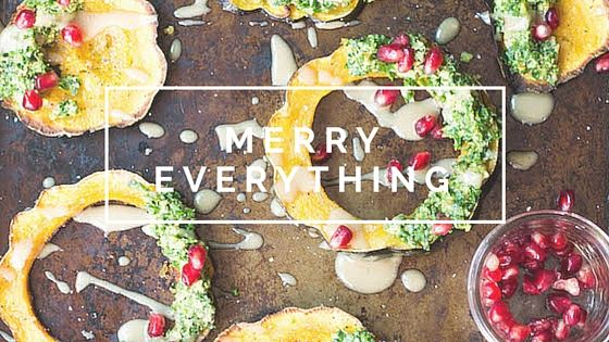 Merry Everything via Food by Mars