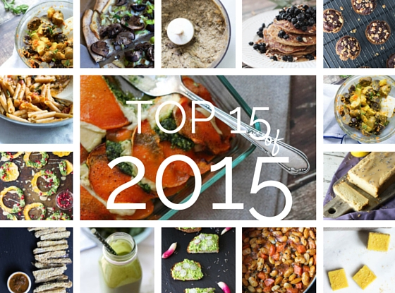 Top 15 Recipes of 2015 via Food by Mars