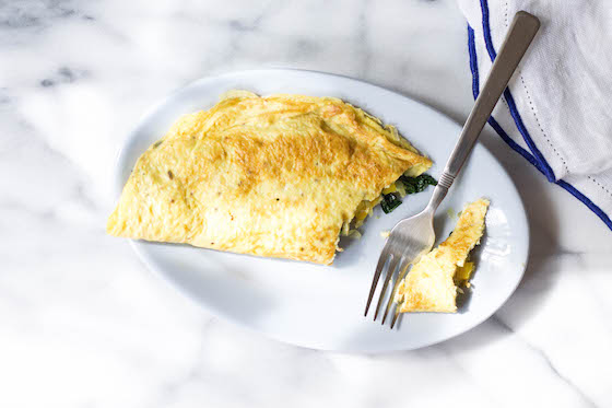 The Perfect Omelet & A WOLF Gourmet Giveaway via Food by Mars
