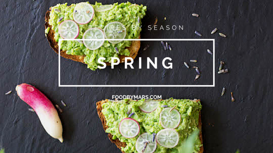 Spring Recipes from Food by Mars