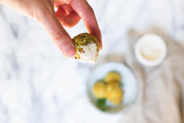 Spiced Cauliflower Bites (paleo, gluten-free, grain-free, low-carb) via Food by Mars
