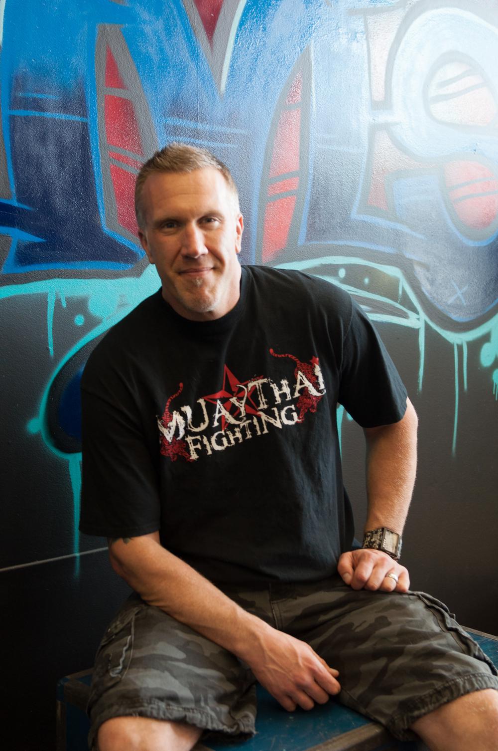 Marc Payne - Owner & Trainer | CityFit