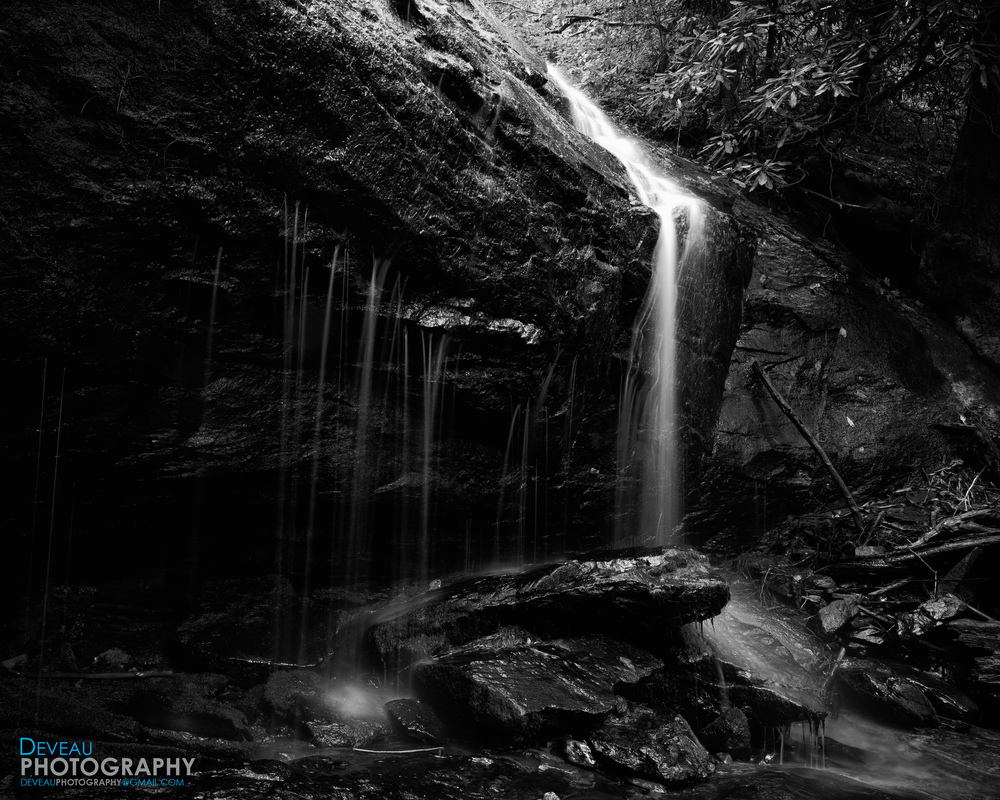Appalachian Waterfall 1
