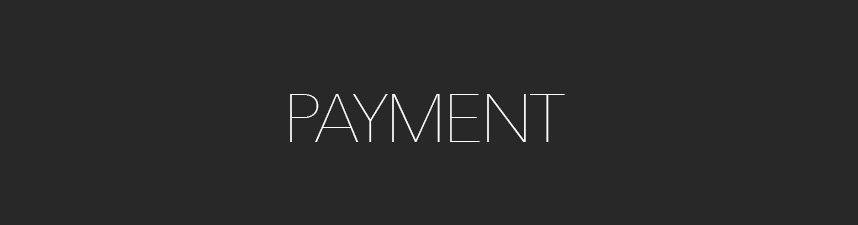 PAYMENT   Payable in 6 payments of $90 (billed monthly)  - PayPal: frankluna@mac.com - Check payable to francisco luna