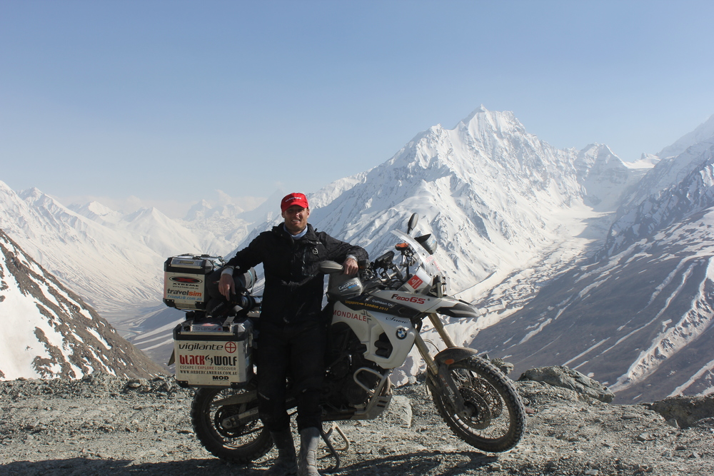 Kunzum La, 4,600m, Indian Himalayas
