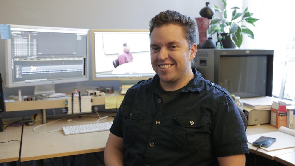 Chuck Goodman - Editor