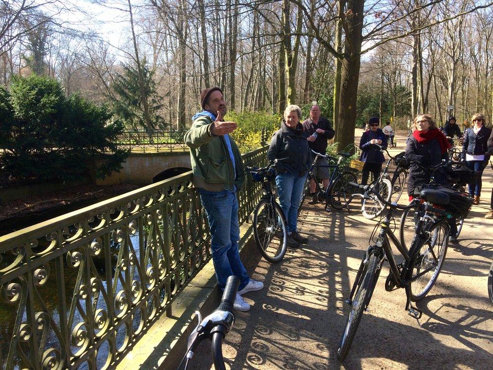Teirgarten Park