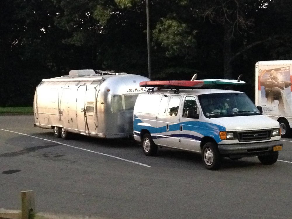 The beloved Airstream