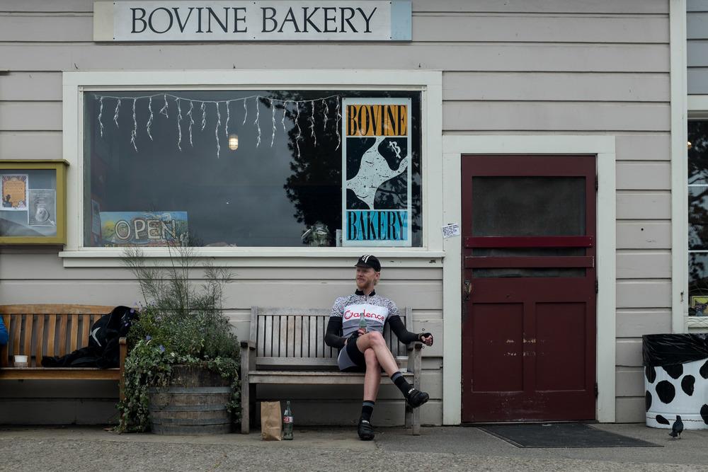 Necessary stop at Bovine Bakery