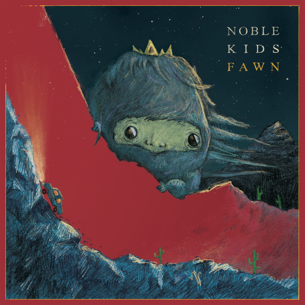 FAWN album cover commissioned by NOBLE KIDS.