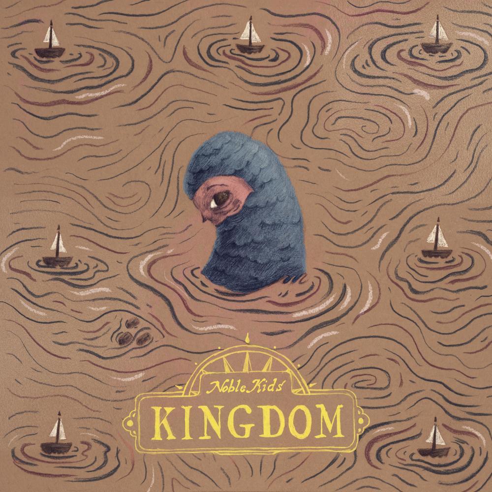 Noble Kids EP 'Kingdom' released in November, 2013