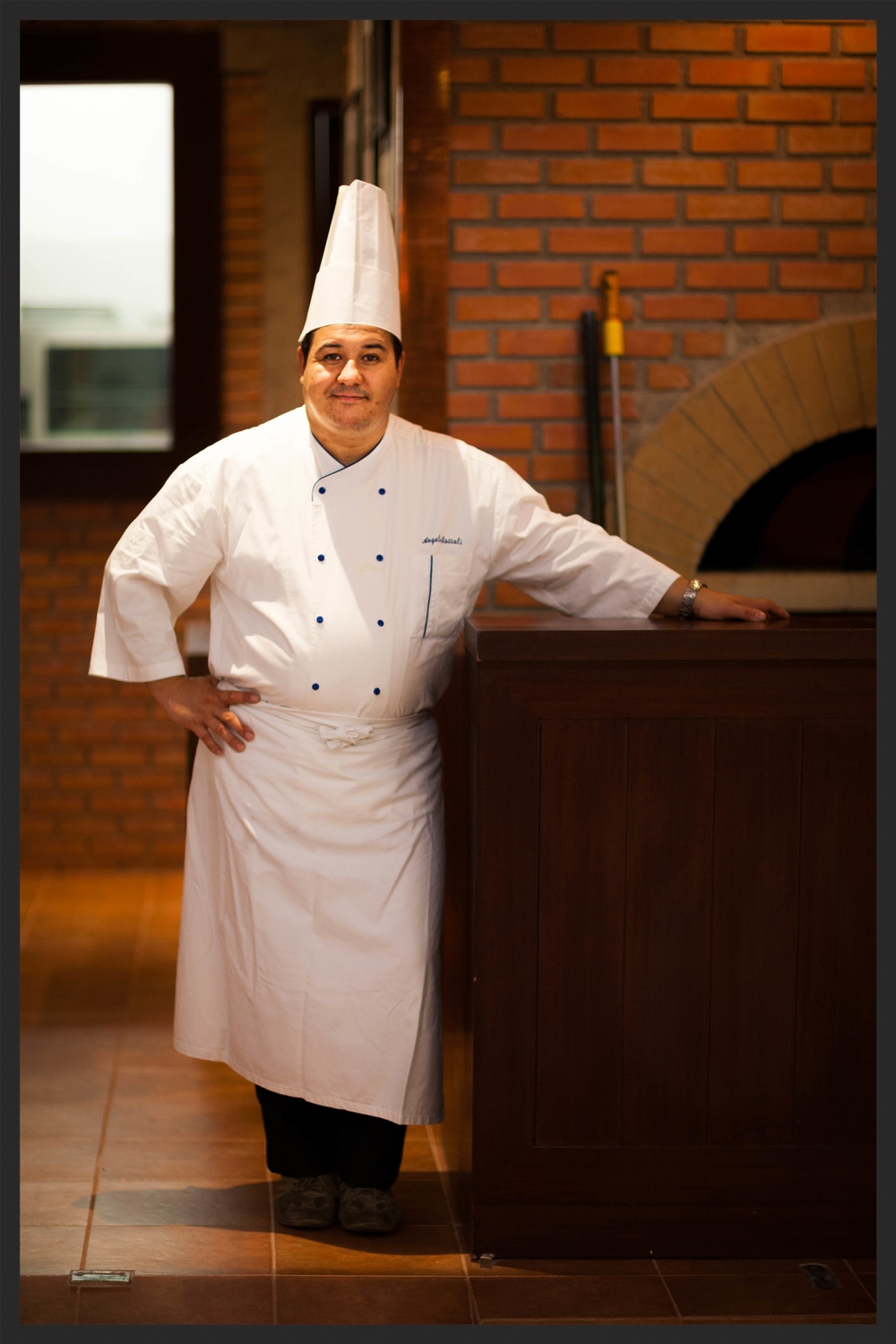 Chef Angelo Rottoli