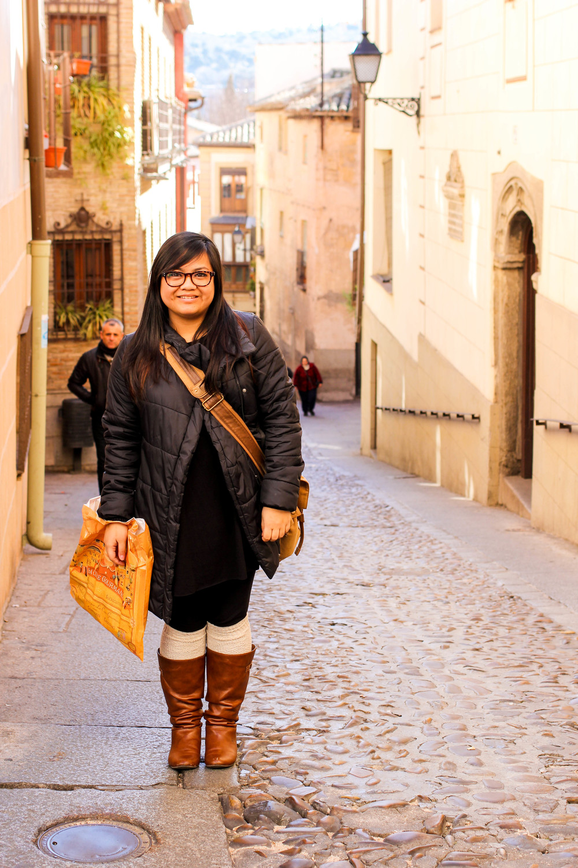Streets of Toledo, Spain | January2015
