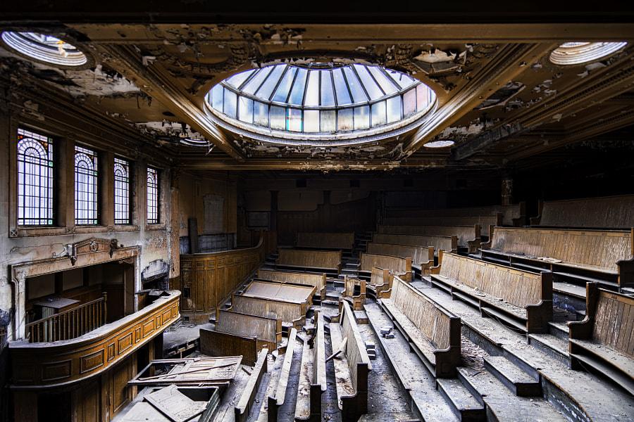 Scorned | The silent auction