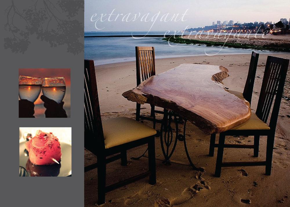 Mesa - Gorongosa - Table