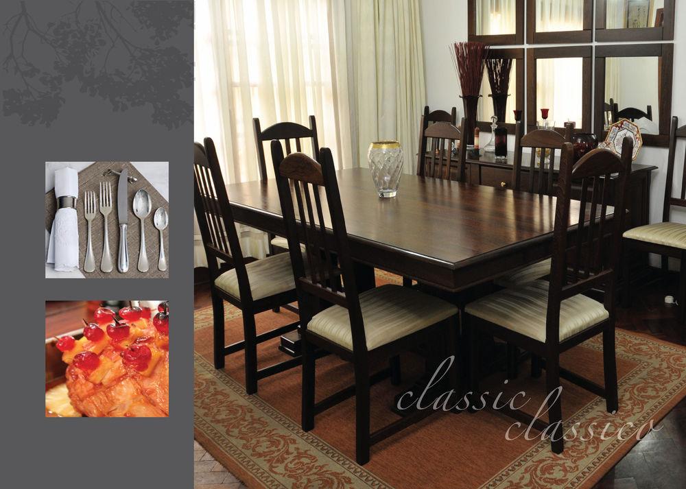 Mesa de Jantar - Classico - Dining Table