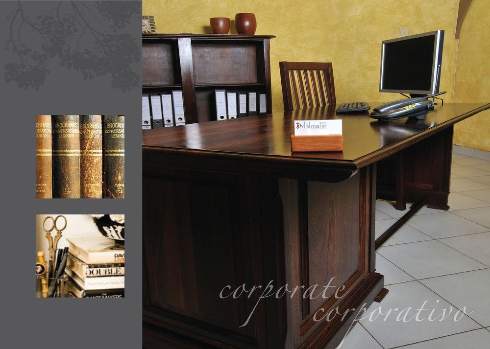 Secretaria - Classica - Desk