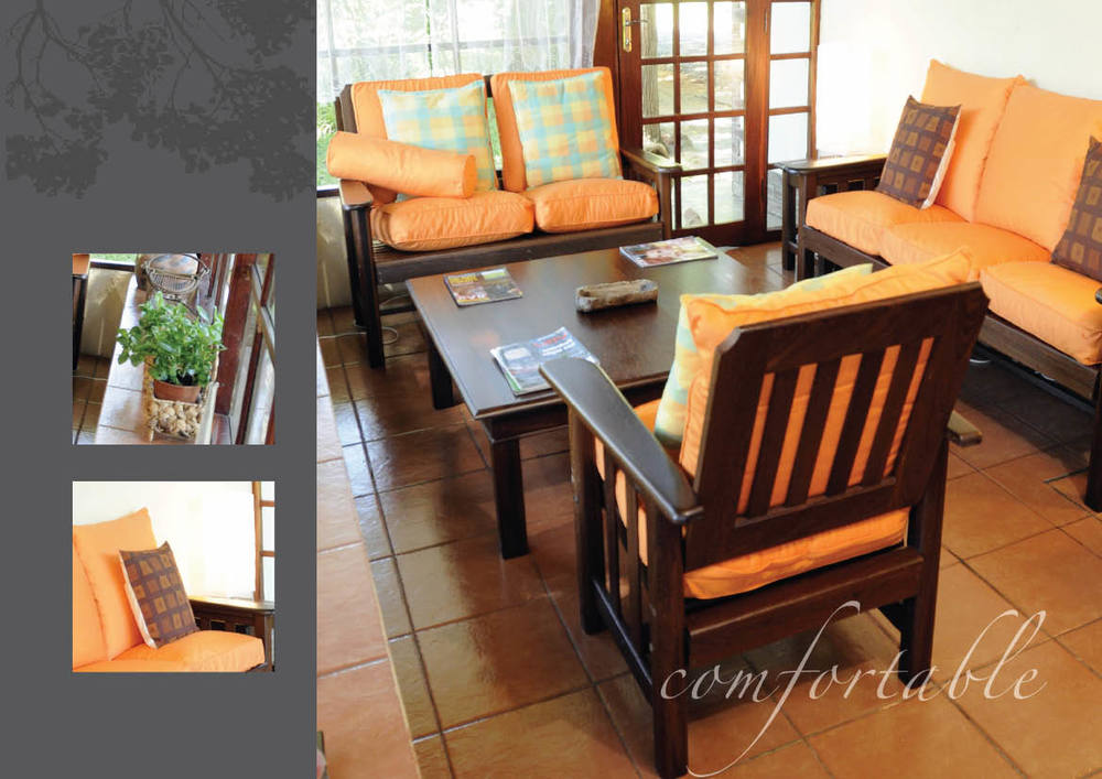 Sofa de Varanda - Classico