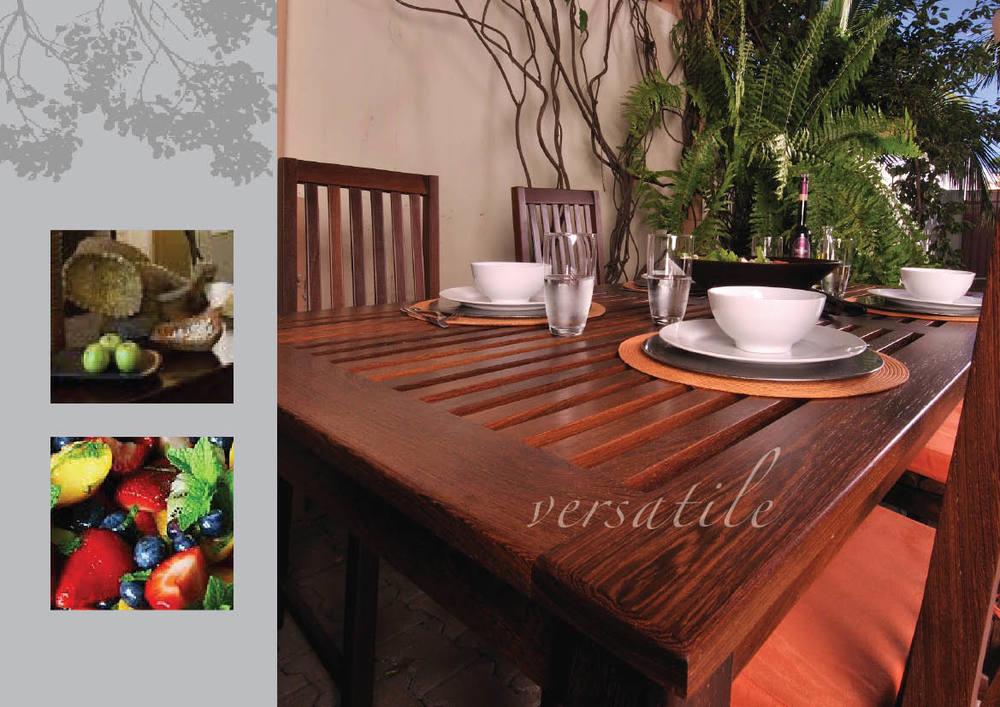 Mesa de Jantar - Zambezi - Dining table