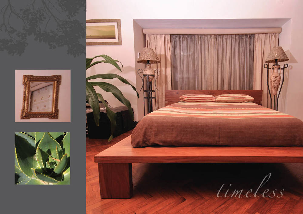 Cama - Pungue - Bed