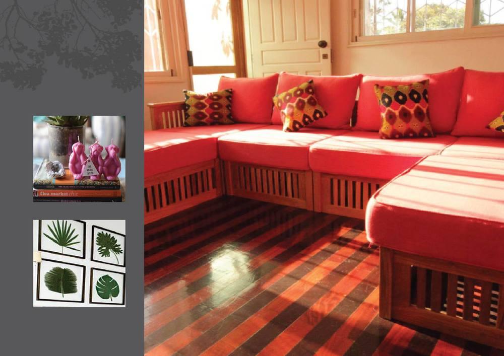 Sofa L - Zambezi