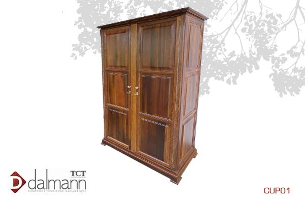 CUP01 - Classico- 2 Porta/2 Door NaBeira- Mt50,899.99/com TPT- Mt57,799.99 1270mm (Comp) x 590mm (Larg) x 2000mm (Alt)