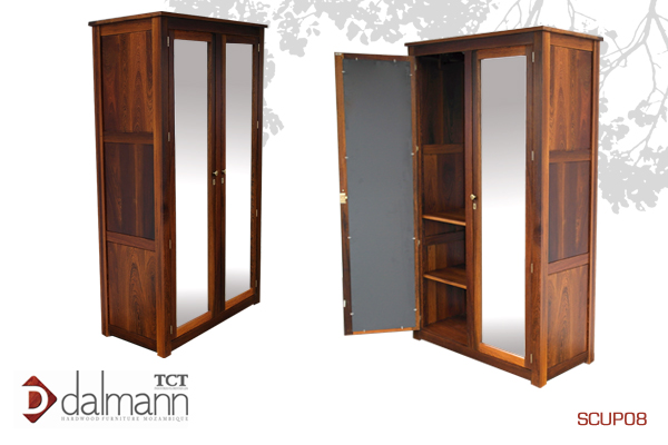 SCUP08 - Sangussi - Porta de Espelho e sem Atras/Mirror Door and no backs Na Beira - Mt37,399.99/com TPT - Mt42,499.99 1175mm (Comp) x 540mm (Larg) x 2000mm (Alt)