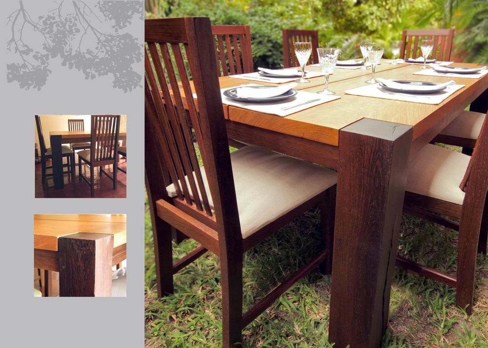 Mesa de Jantar - Pungue - Dining Table