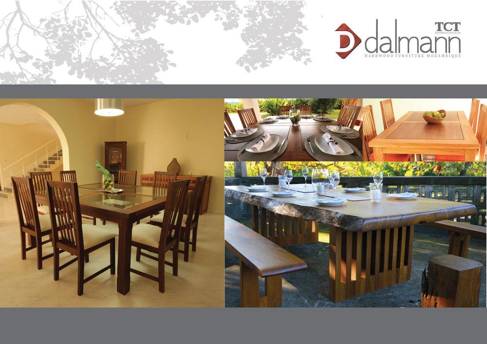 TCT Dalmann Brochura - Sala de Jantar  TCT Dalmann Brochure - Dining room