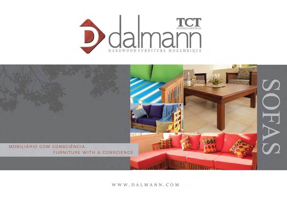 TCT Dalmann Brochura - Sofas TCT Dalmann Brochure - Sofas