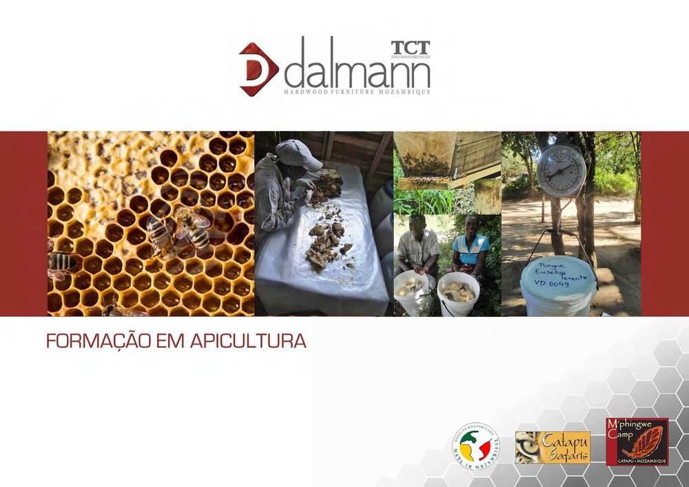 TCT Dalmann Brochura - Formação em Apicultura - P  ortuguês