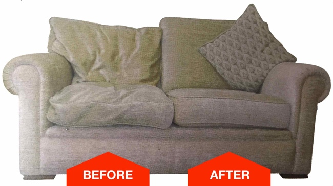 We Offer A Full Cushion Interior Refurbishment Service. Most Manufacturers  Today Fill Their Cushions With Blown Fibre/hollowfibre.
