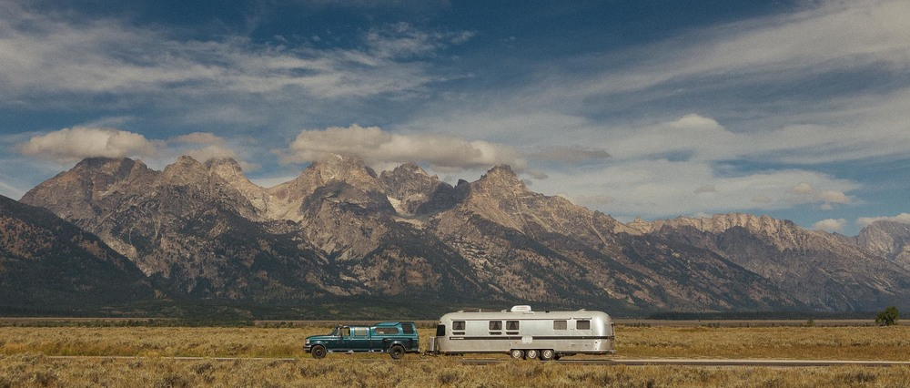 An Airstream adventure with a crowdsourced itinerary. © John Ellis & Laura Preston