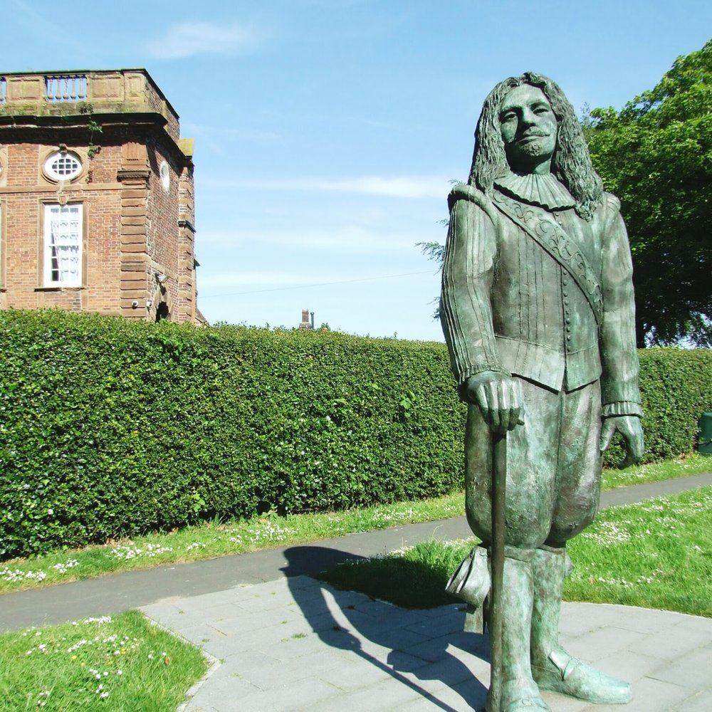 John Middleton - Childe of Hale statue