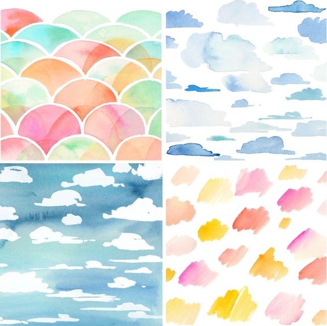 pretty pastel cloud desktop backgrounds gathering beauty