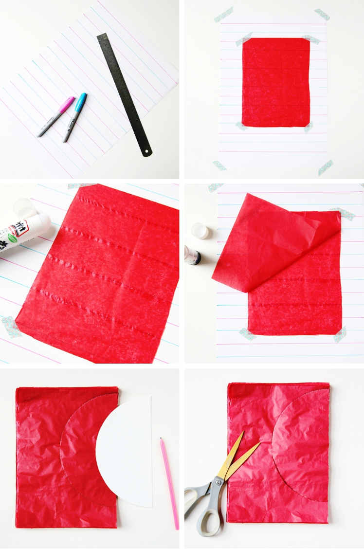 learn how to make your own diy honeycomb pom poms using tissue paper gathering beauty. Black Bedroom Furniture Sets. Home Design Ideas