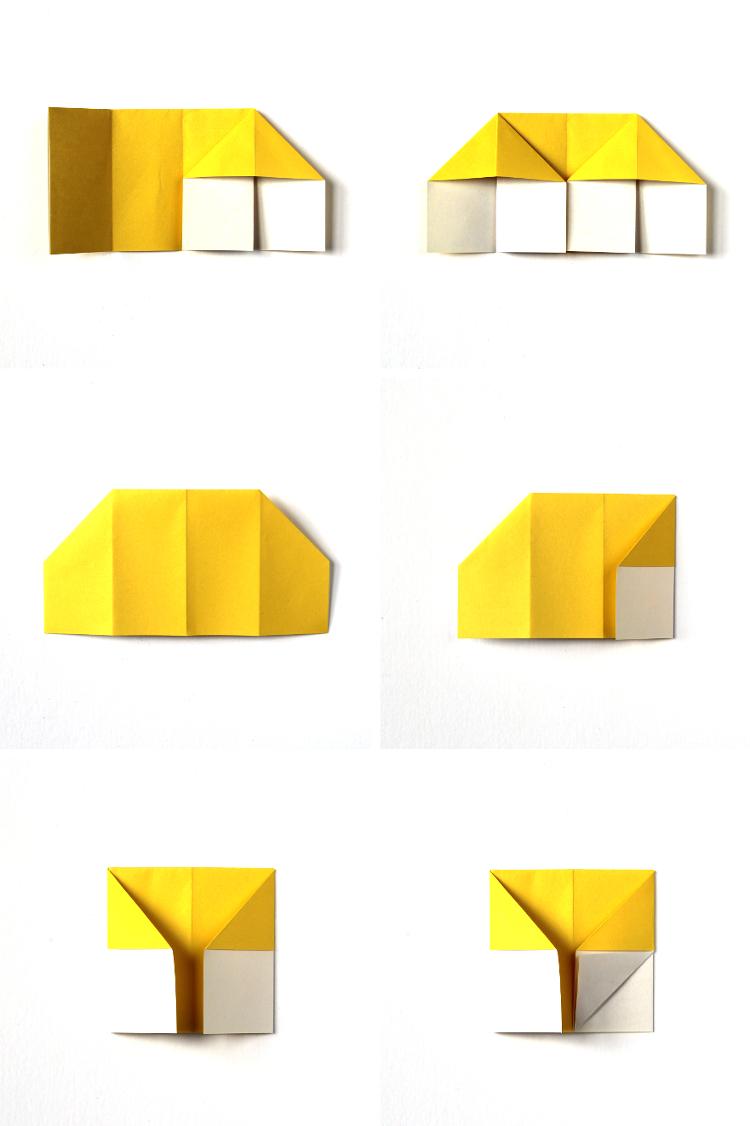 Diy Origami Egg Cups