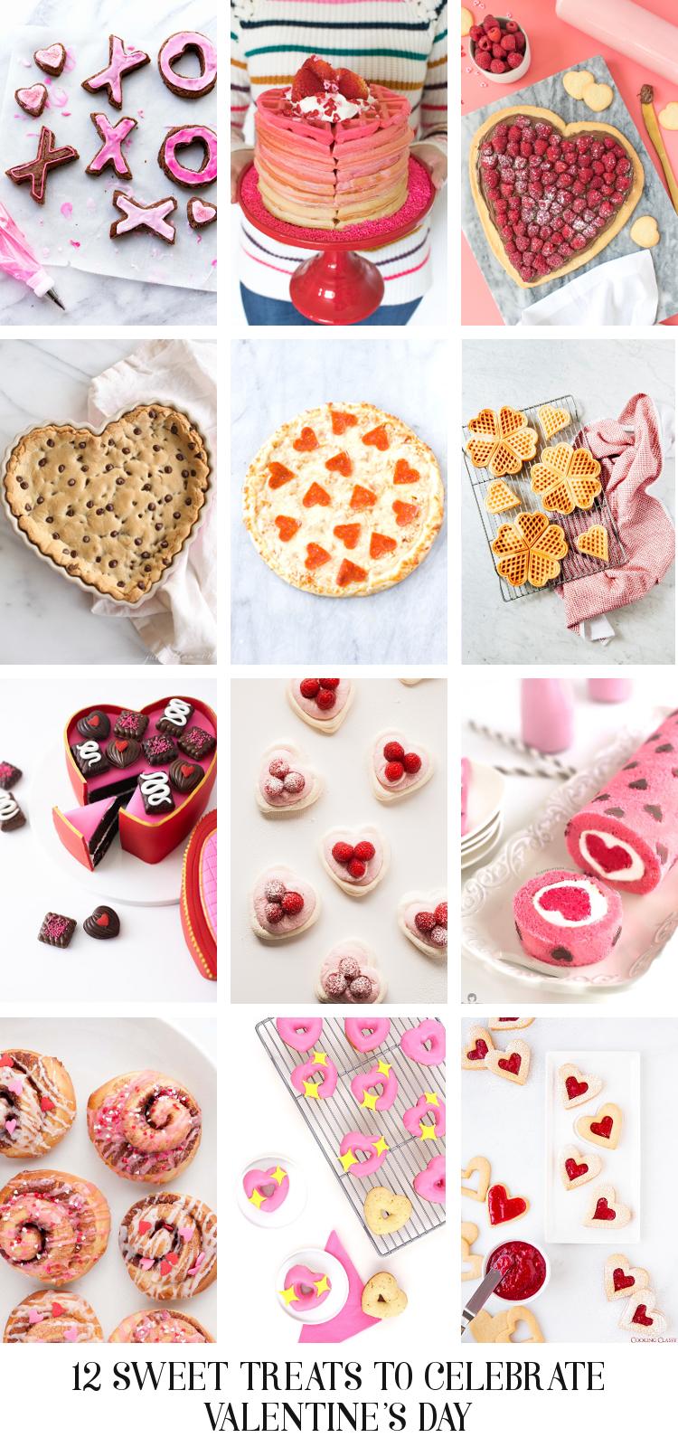 12 Sweet Treats To Celebrate Valentine S Day Gathering Beauty