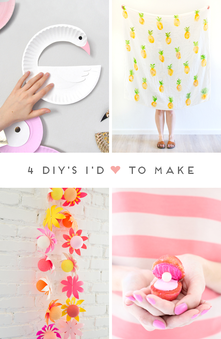 4 DIY'S I'D LOVE TO MAKE 02.
