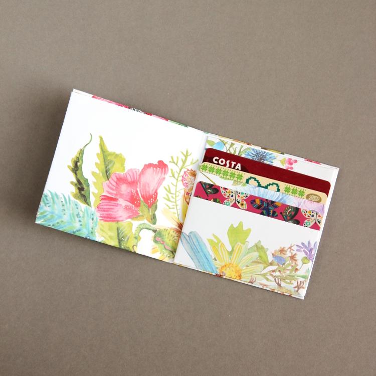 Diy Folded Paper Wallet