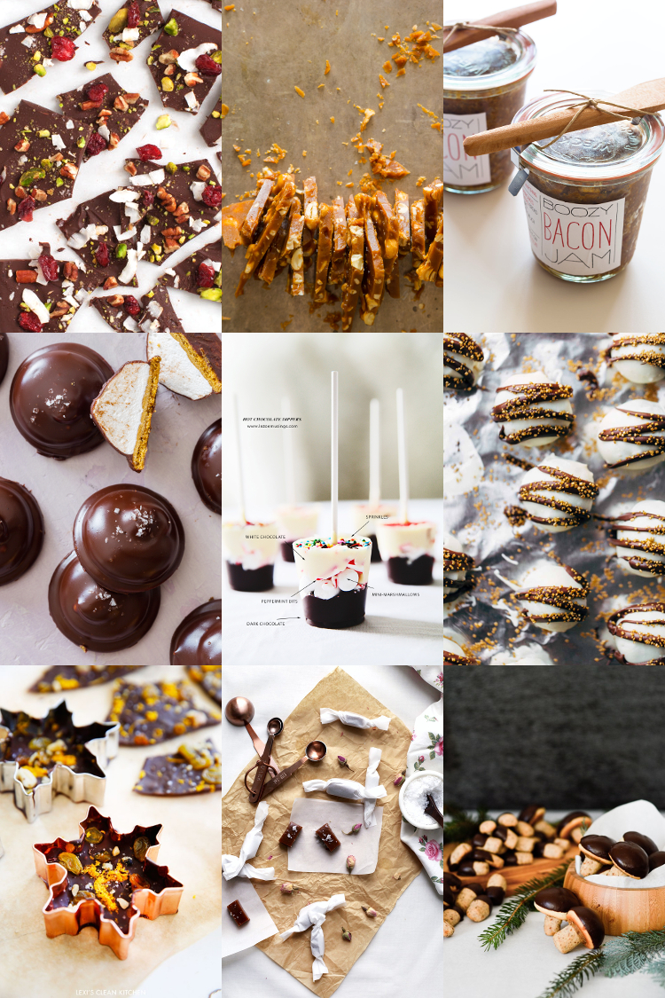 THE ULTIMATE CHRISTMAS GIFT GUIDE - EDIBLE GIFTS