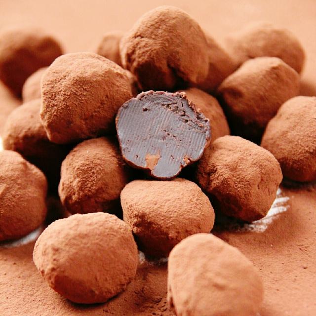The Best Chocolate Truffles
